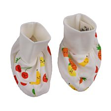 "Babysocken ""Funny Fruits"""