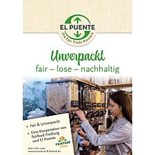 Poster Unverpackt