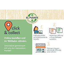 Postkarte Click & Collect